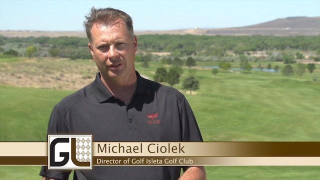 Isleta Golf Club New Mexico