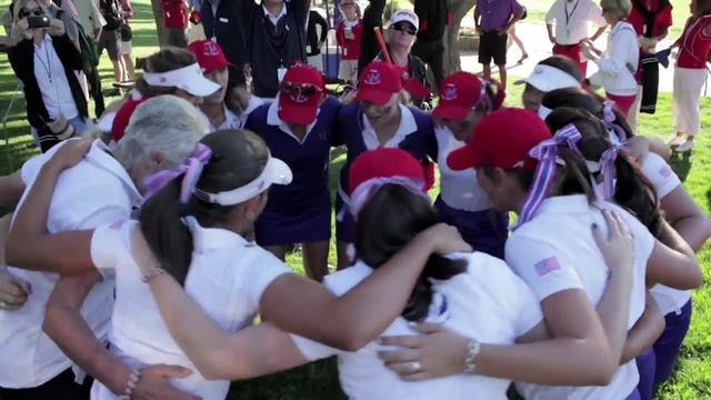 Ping Junior Solheim Cup 2013