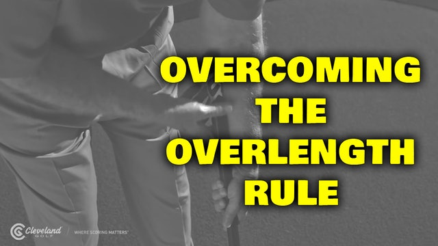 PELZ CORNER : Overcoming the Overlength Putter Rule