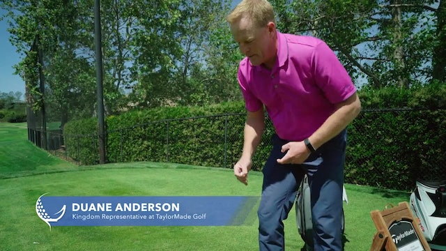 Duane Anderson: What does your Divot Say?