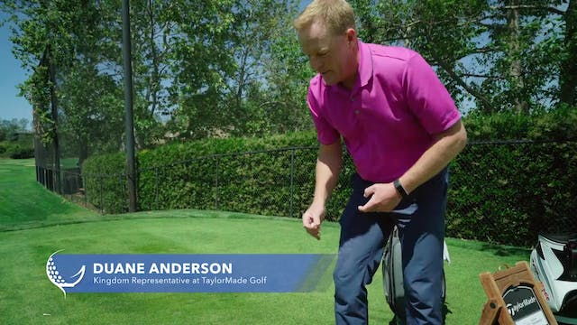 Duane Anderson: What does your Divot ...