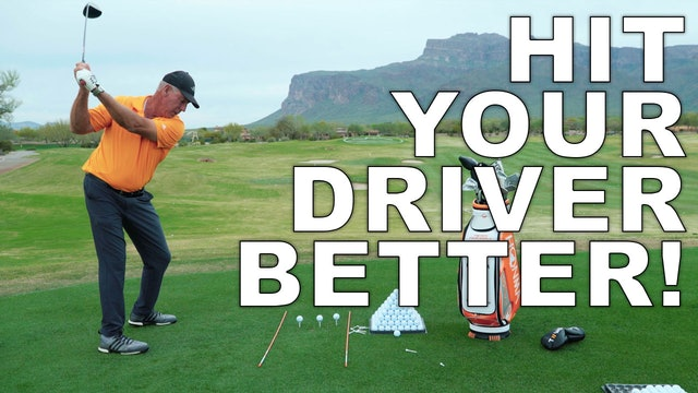 Mike Malaska: Driver Swing Tip
