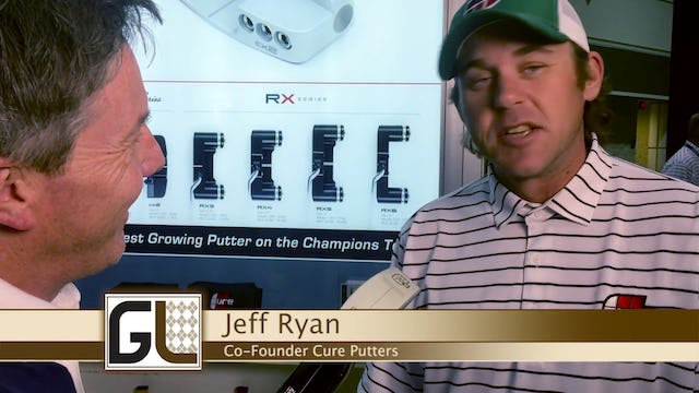 Improve your Putting with a putter from Cure Putters