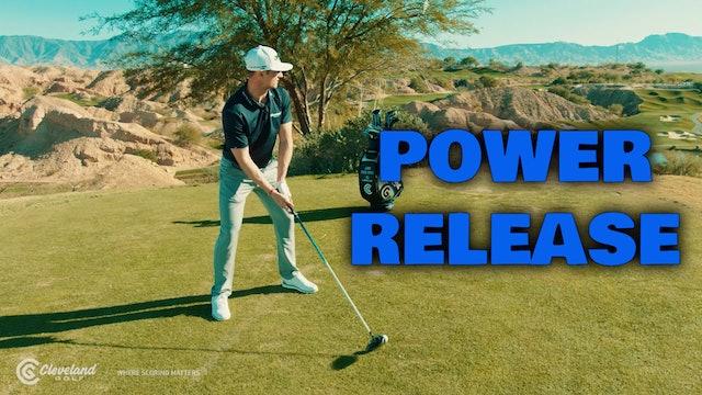 JAMIE SADLOWSKI: Power Release