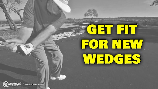 PELZ CORNER : Fit For Wedges