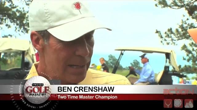 Ben Crenshaw: Putting Tip