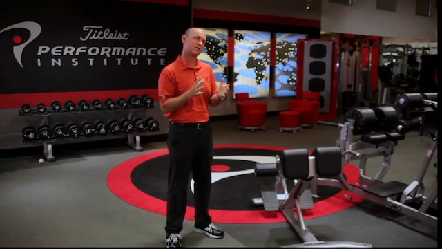 All About the Titleist Perfomance Institute