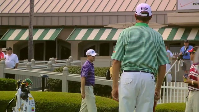 Getting to Know PGA Pro, Zach Johnson