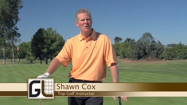 Shawn Cox: Chipping Lesson