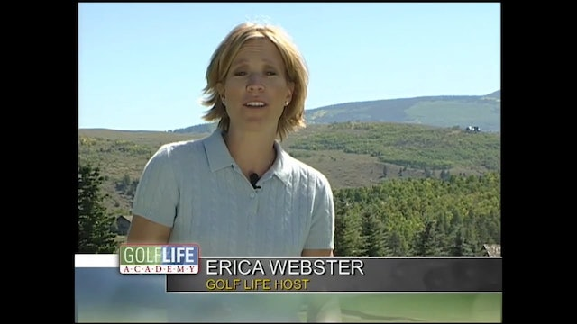 Erica Webster: Uneven Lie