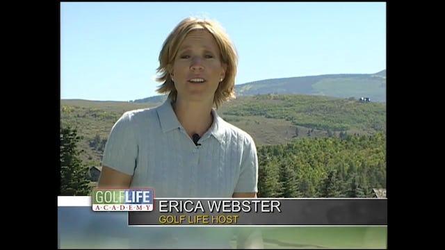 Erica Webster: Uneven Lie
