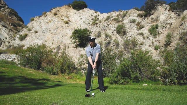 Brady Riggs on Homna Golf Clubs