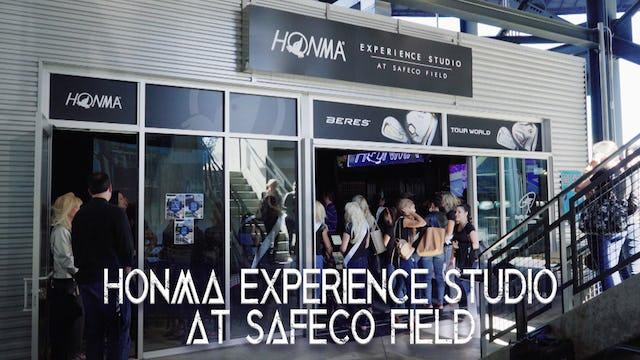 Honma Safeco Swing Studio