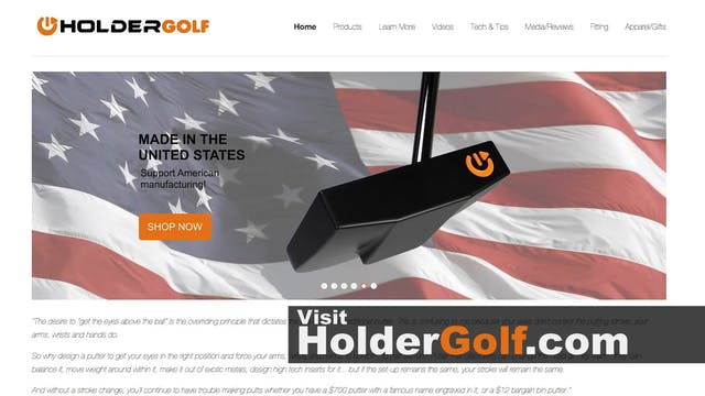 Holder Putter Golf Life Feature