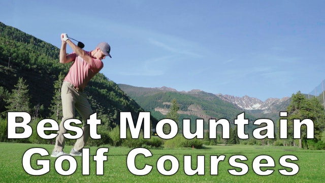 Colorado's Best Mountain Golf Courses