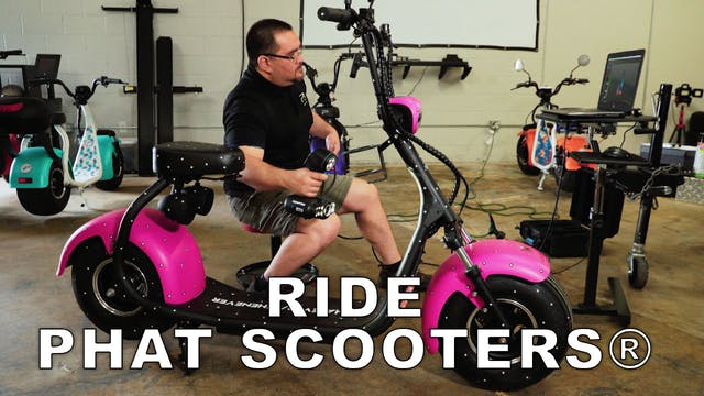 Phat Scooters: Technology & Support