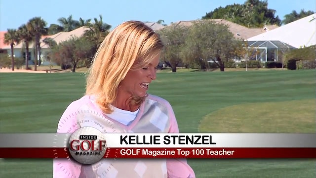 Kellie Stenzel: Downhill Chip with Pu...