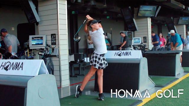 Honma Golf Testimonials
