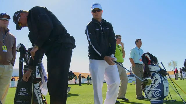PGA Tour Player Profile: Zach Johnson