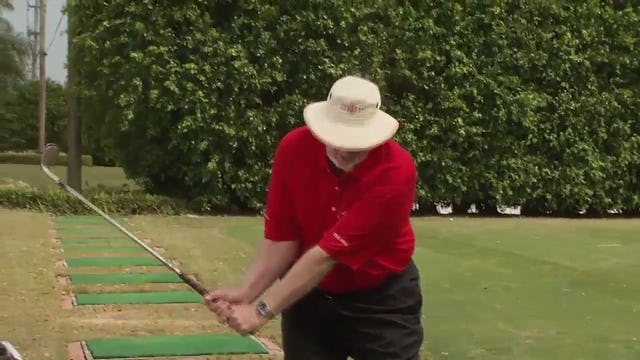 Dave Pelz: Working on Wedges