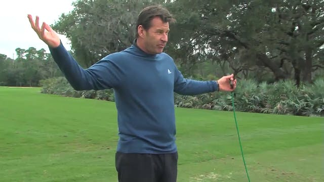 Nick Faldo: Rubberband