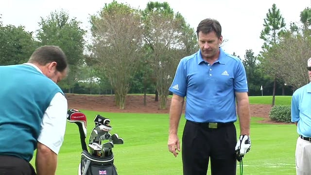 Nick Faldo: Rubberband 2