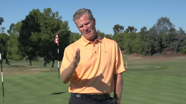 Shawn Cox: Putter Stroke Tip