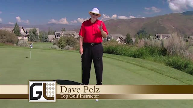 Dave Pelz: Putting Drills