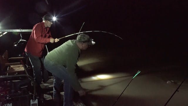 Rod and Reelin' the Red