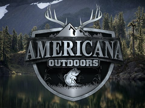 Americana Outdoors Presented by Garmin - Freshwater Fishing