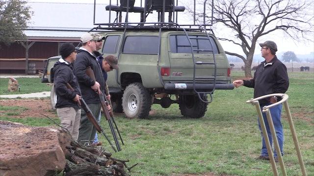 Gunsmoke 4: Helicopter Hog Hunting