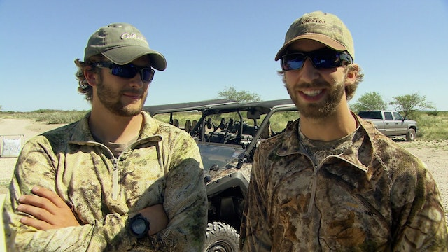 The Challenge: Dove Hunting and Skeet...