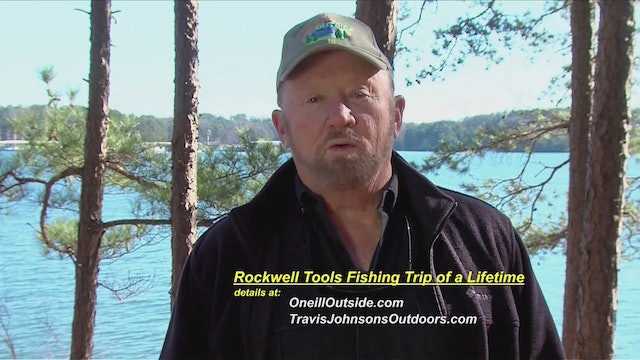 Rockwell Fishing Trip of a Lifetime