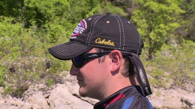 ACA Collegiate Bass Fishing Open 2015 - Day 2 & Collegiate Bass Texas Shootout