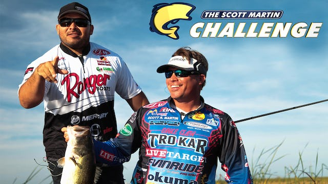 The Scott Martin Challenge - Freshwater Fishing