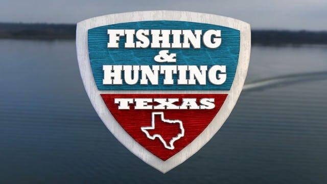 Fishing and Hunting Texas - Freshwater Fishing