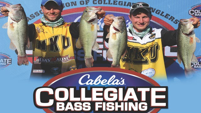 Cabela's Collegiate Bass Fishing Series
