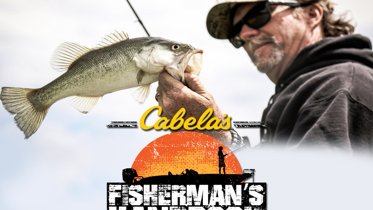 Cabela's Fisherman's Handbook - Outdoor Gear