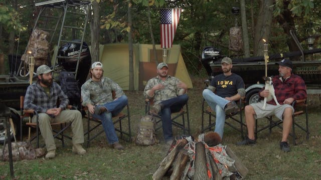 Behind the Scenes with the MudbuM Boys
