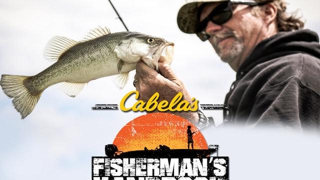 Cabela's Fisherman's Handbook - Freshwater Fishing