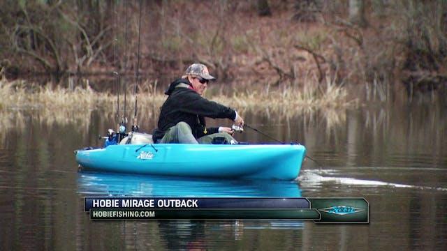 Hobie & Toledo Bend Bassin'