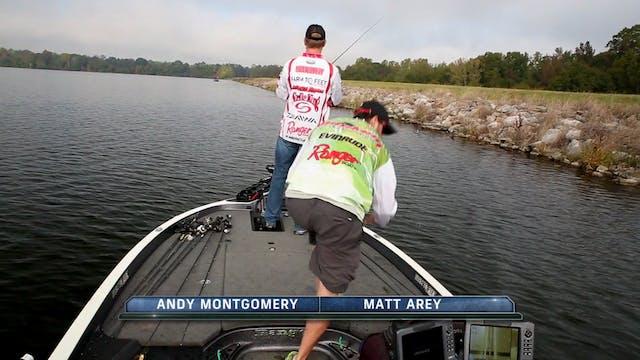 Alabama Team Bass Fishing Battle - Pa...