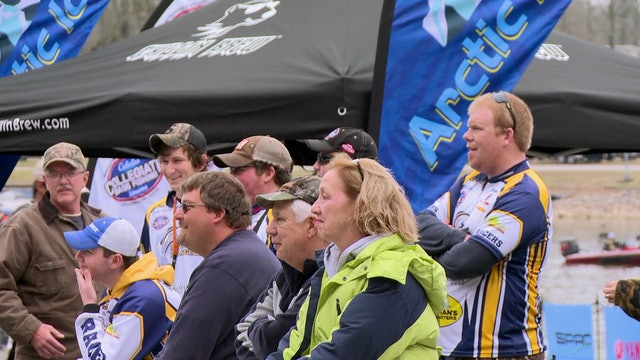 The Challenge: Flip, Pitch, Cast & 2015 Cabela's Big Bass Bash