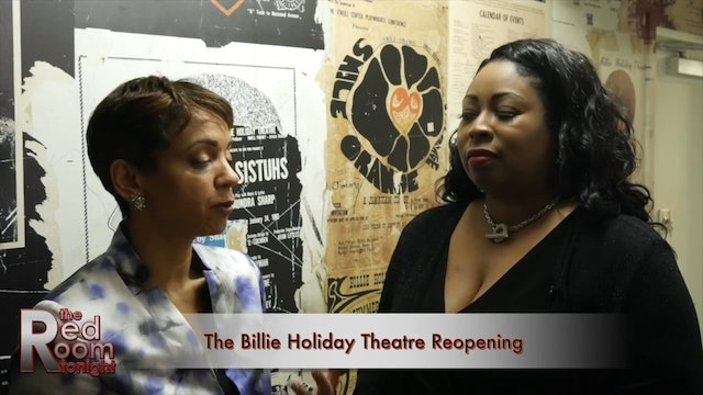 Billie Holiday Theatre Reopening Highlights