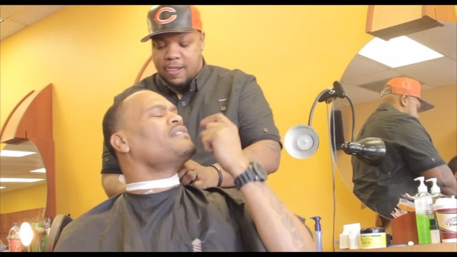 Act Outs: The Patient Barber