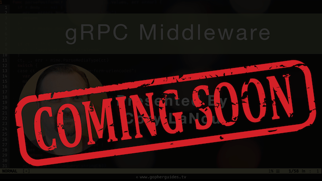 gRPC Middleware