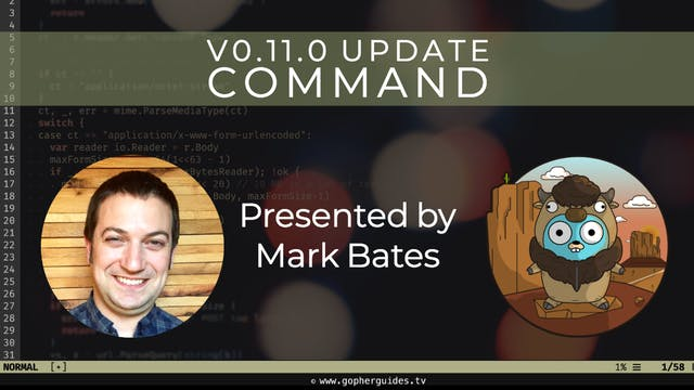 Buffalo v0.11.0 - Update Command