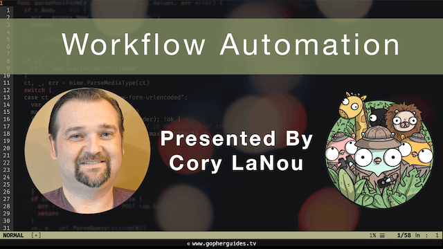 Workflow Automation In Go
