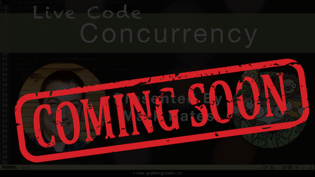 Live Code: Concurrency