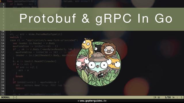 Protocol Buffers (protobuf) and gRPC in Go